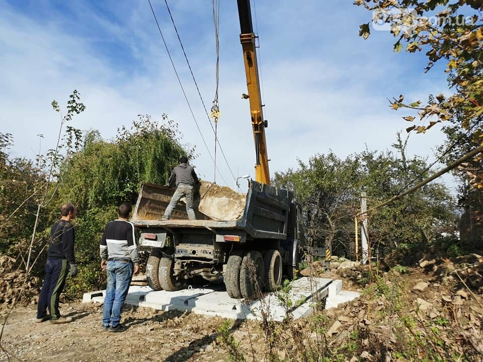Відновлення робіт з ремонту мосту, фото-1
