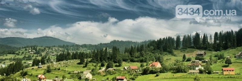 славське влітку