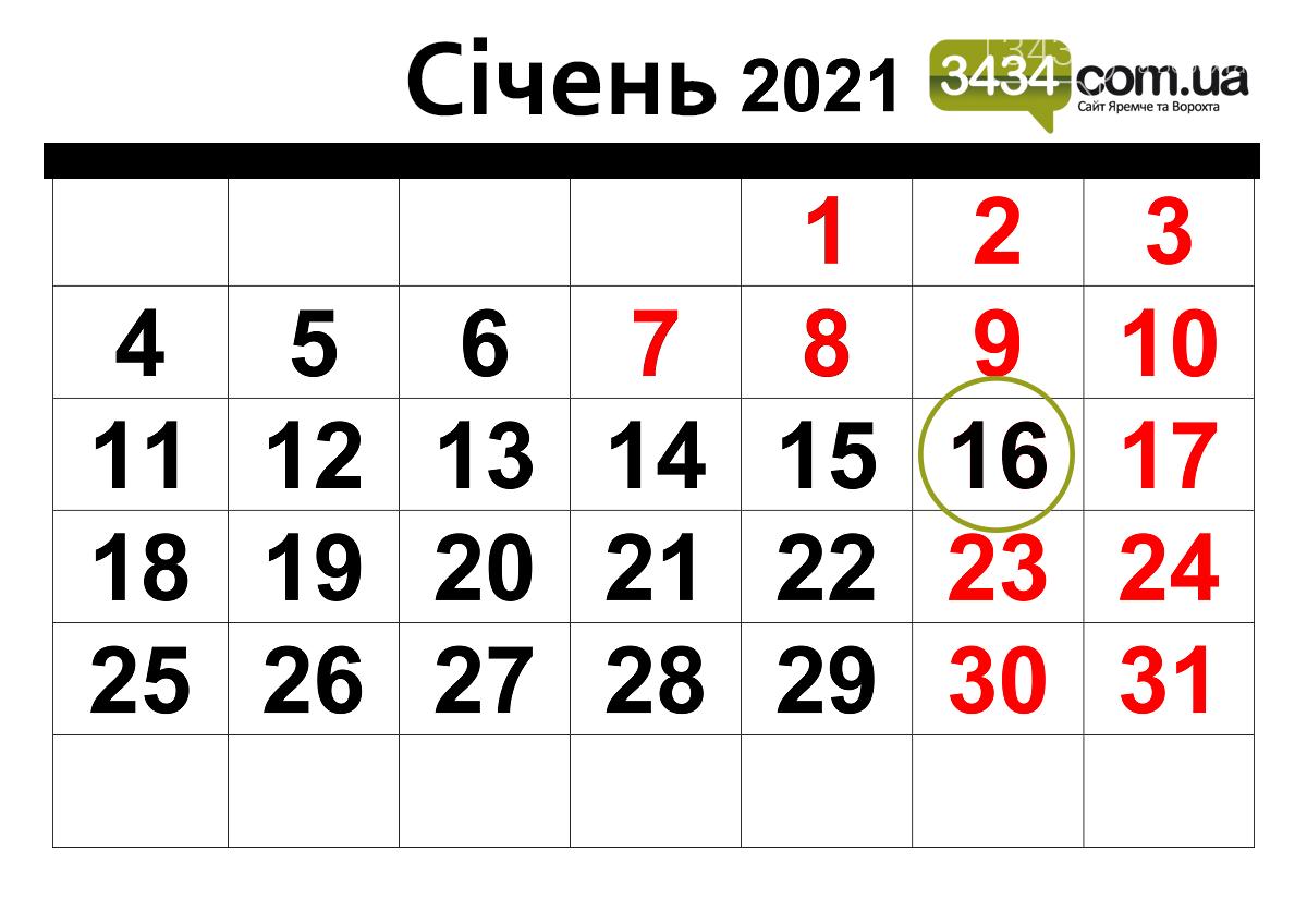 Вихідні у січні 2021, Сайт Яремче та Ворохти